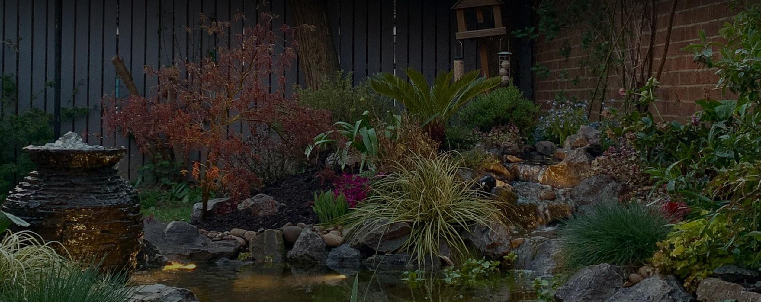 Jd Landscapes Water Garden Specialist